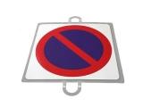 señal educacion vial, panel señalizacion trafico, señal prohibicion estacionamiento