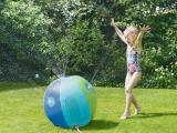 waterball, pelota waterball, pelota chorros, pelota agua