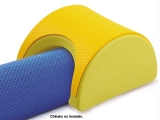almohadilla pilates,  almohadilla cilindro pilates