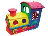 locomotora infantil, locomotora puzzle, locomotora eva