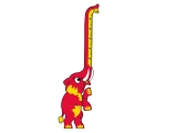 medidor altura, medidor altura infantil, medidor altura elefante