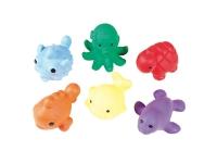 animales acuaticos, animalitos piscina, animales piscina