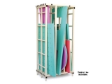mueble tapices acuaticos, mueble piscina, mueble pvc, carro pvc