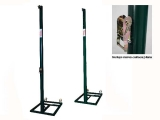 postes voleibol, postes voley, postes voleibol trasladables