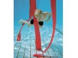 slalom acuatico, slalom piscina