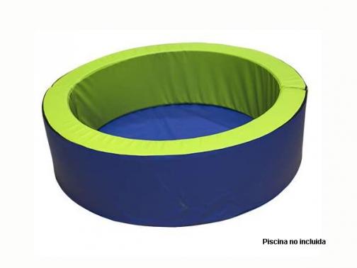 suelo piscina redonda, lona piscina redonda