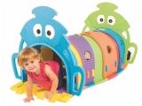 tunel eva, tunel foam, tunel psicomotricidad, tunel infantil