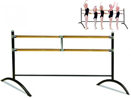 barra ballet, barra danza, barra ballet doble grupal