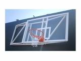canasta baloncesto abatible, canasta abatible, canasta a pared