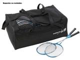 bolsa raquetas badminton, bolsa porta raquetas badminton