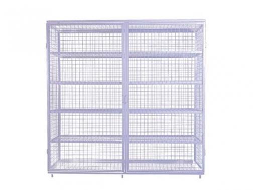 estanteria metalica portamaterial, armario metalico portamaterial