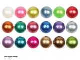 pelota ritmica glitter, pelota ritmica tecnocaucho glitter