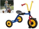 triciclo, triciclo con plataforma, triciclo winther con plataforma