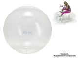 opti ball, opti-ball, balon fitness, balon transparente