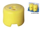 base lastrabale, base pvc lastrable, base rellenable