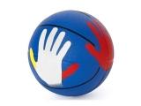 balon baloncesto manos dibujadas, balon baloncesto pedagogico