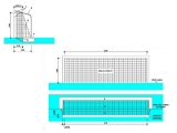 redes waterpolo competicion, redes waterpolo oficiales