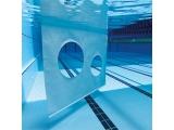 tapiz vertical acuatico, tapiz para buceo, tapiz agujeros acuatic
