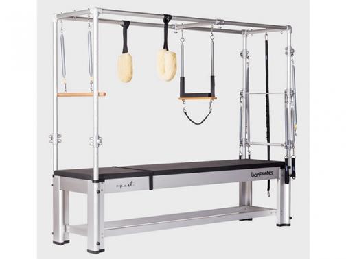 cadillac pilates xpert aluminio, cadillac pilates, máquina de pilates