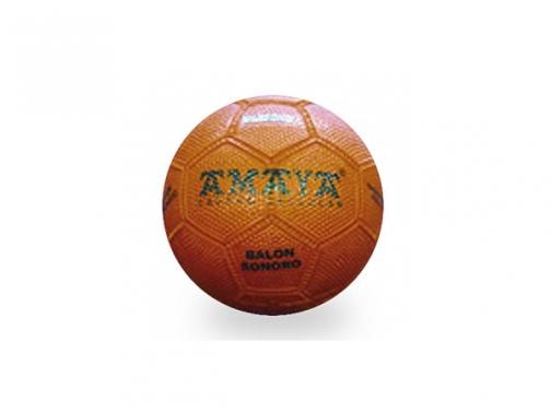 balon balonmano caucho sonoro, balon balonmano sonoro