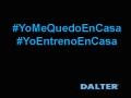 #YoMeEntrenoEnCasa