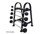 mueble barras peso rectas curvas, rack barras peso rectas curvas
