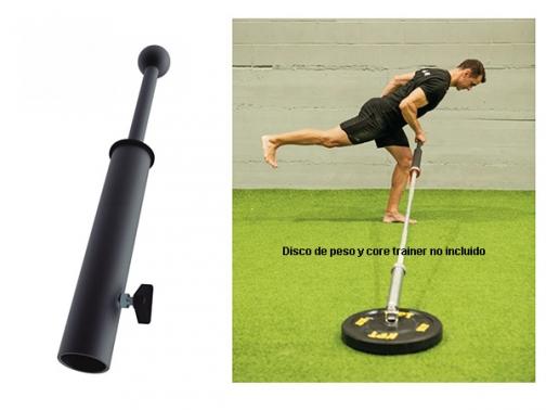 agarre bola total core y core trainer