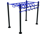 estructura street workout 8, estructura funcional outdoor, estructura funcional exterior