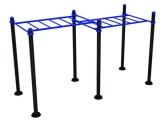 estructura street workout 9, estructura funcional outdoor, estructura funcional exterior