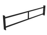 cross bar doble 1,65 m, barra doble estructura funcional, accesorio estructura funcional