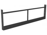 cross bar doble-monkeys 1,65 m, barra estacion funcional