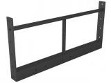 cross bar doble-monkeys 1,05 m, barra estacion funcional
