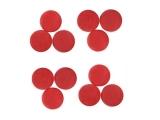 set imanes pizarra tactica 20 mm, set imanes carpeta tactica 20 mm. set imanes colores