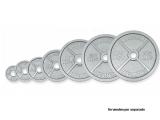 disco olimpico hierro fundido, plato olimpico, disco olimpico hierro