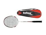 raqueta badminton 10 k modelo premium, raqueta badminton premium