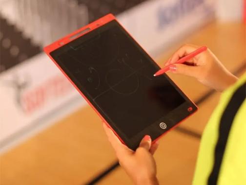 pizarra electronica, tableta escritura