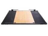 plataforma halterofilia 2x1,5 m, suelo halterofilia 2x1,5 m, suelo halterofilia