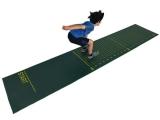 tapiz medida de saltos, colchoneta medida de saltos