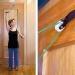 shoulder pulley. polea puerta