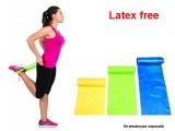 banda elastica sin latex, latex free, banda elastica elastube