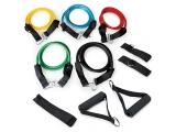 set de elasticos con accesorios, set elasticos, kit elasticos