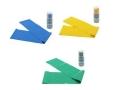 set 3 bandas elasticas, set 3 bandas elasticas diferentes densidades