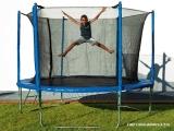 cama elastica 37, cama elastica exterior 370 cm