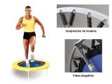 trampolin, cama elastica, trimilin pro plus, cama elastica profesional, power jump