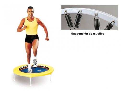 trampolin, cama elastica, trimilin pro, cama elastica profesional, power jump
