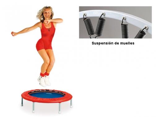 trampolin, cama elastica, trimilin sport, cama elastica profesional, power jump