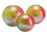 balon gigante multicolor, gymnic arte, balon gigante gymnic arte