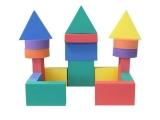 set figuras geometricas construccion, juego construccion infantil