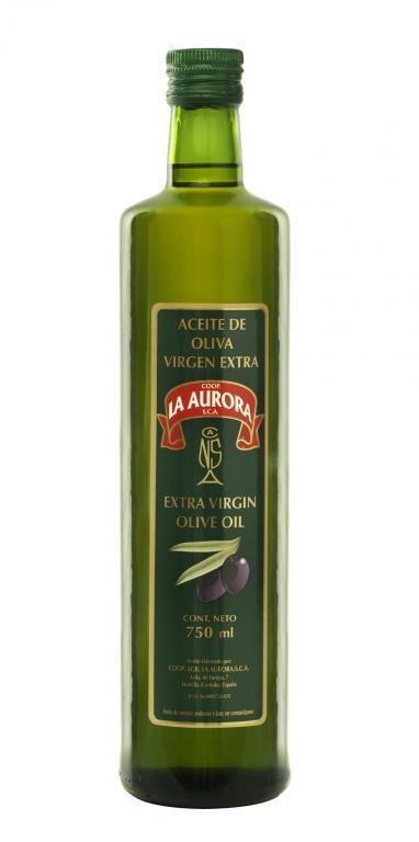 aceite de oliva virgen extra la aurora