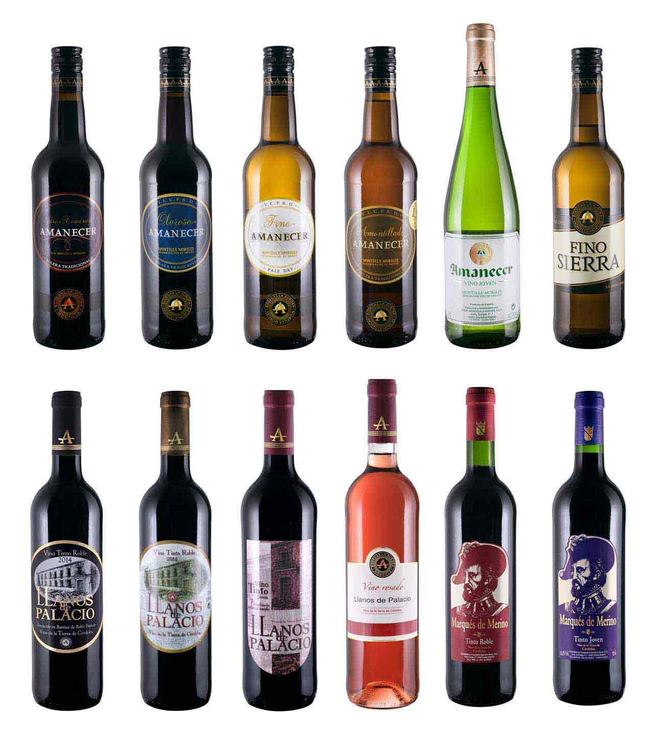 vinos bodegas la aurora
